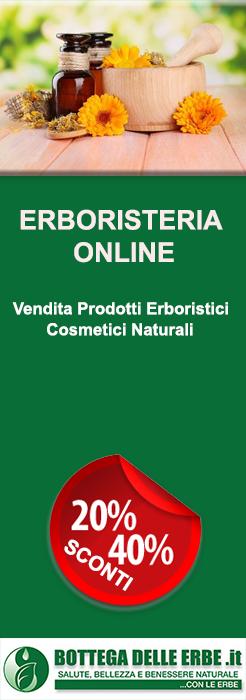 Erboristeria online Napoli