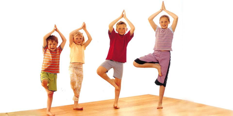 yoga bambini ragazzi