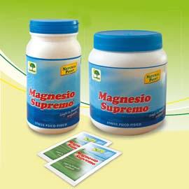 Magnesio Supremo Confezione da 300 grammi