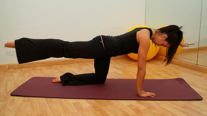 Pilates: non è solo una moda, serve contro il mal di schiena