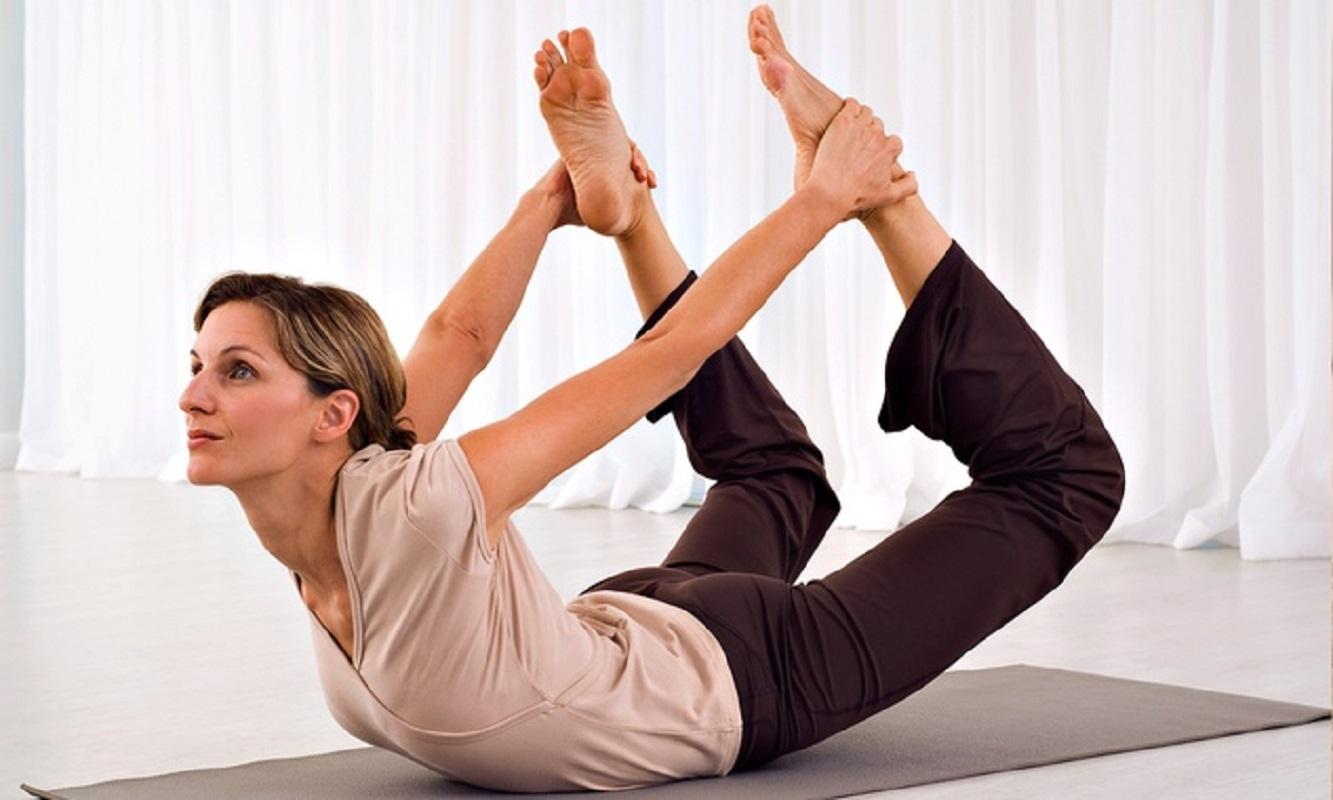 Yoga Pilates ed esercizi per artrite e artrosi